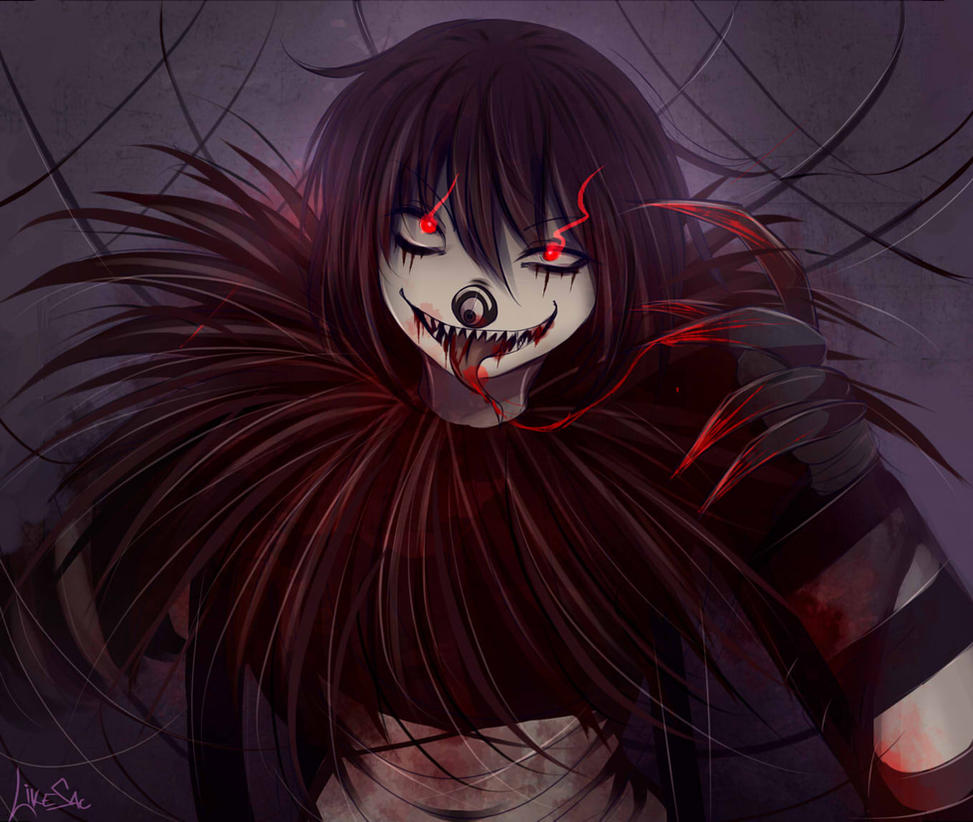 -Laughing Jack - by Likesac