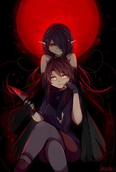 -C- Bloody Moon ~