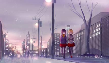 Fall ~ by Likesac