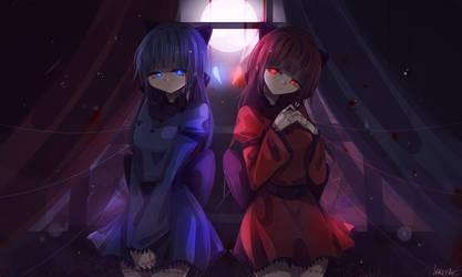 C. Twins ~ by Likesac