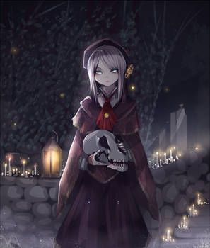 BloodBorne ,The Plain Doll