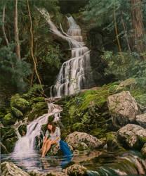 A Secret Wild Place. by mochueloscuro