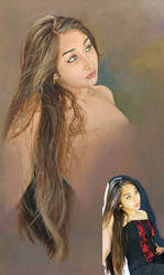 Elys by mochueloscuro