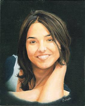 Cristina Brondo Colour Portrait