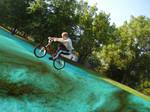 Bike Over Water