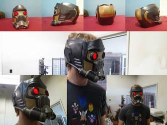 Star Lord Helmet