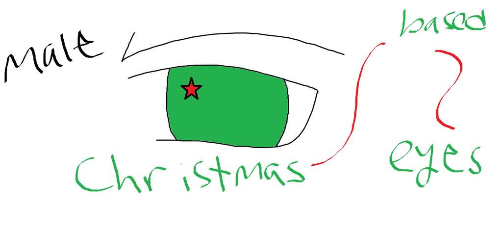 Cmas Eye Male by t0taltrAsh