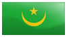 Mauritania Stamp by deviant-ARAB