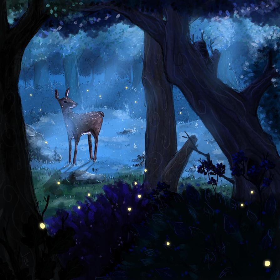 Clair de Lune by Tona1
