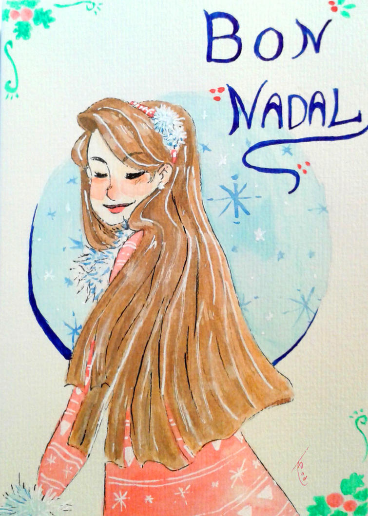 Christmas Card 2 by Tona1