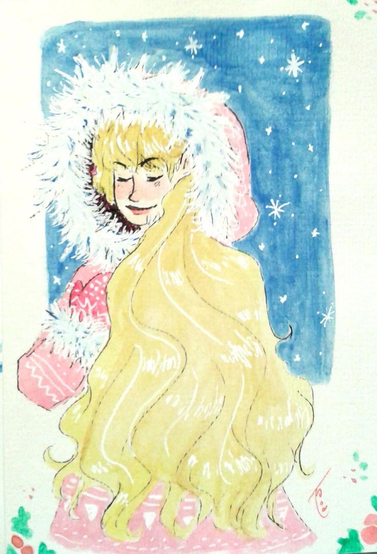 Christmas Card 3 by Tona1