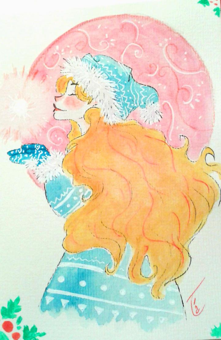 Christmas Card 4 by Tona1