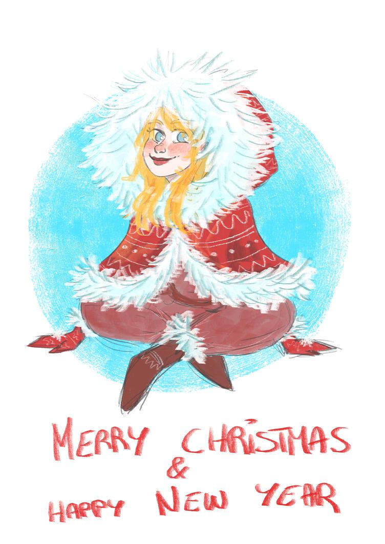 Merry Christmas '14 by Tona1