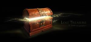 Lost Treasure by KejaBlank