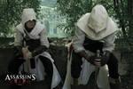 Assassins Creed - Two Assassins in Jerusalem