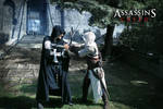 Assassins Creed - Assassin outside the walls
