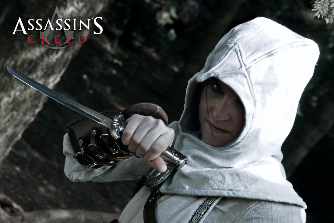 Assassins Creed - The man in the white hood by KejaBlank