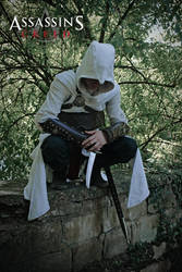 Assassins Creed - Take the leap by KejaBlank