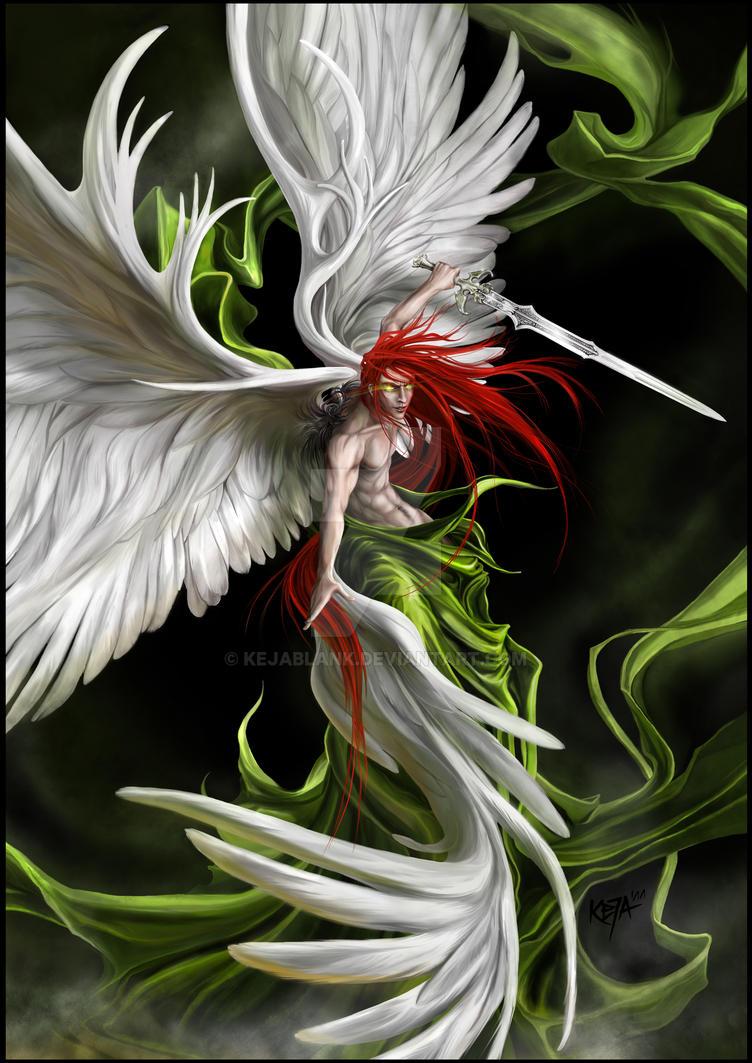 Angel Scion by KejaBlank