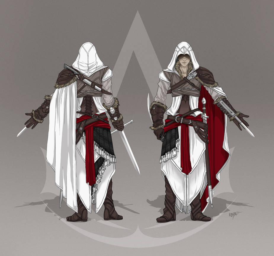 Assassins Creed Costume Concept By Kejablank On Deviantart