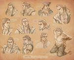 Connor Kenway Studies