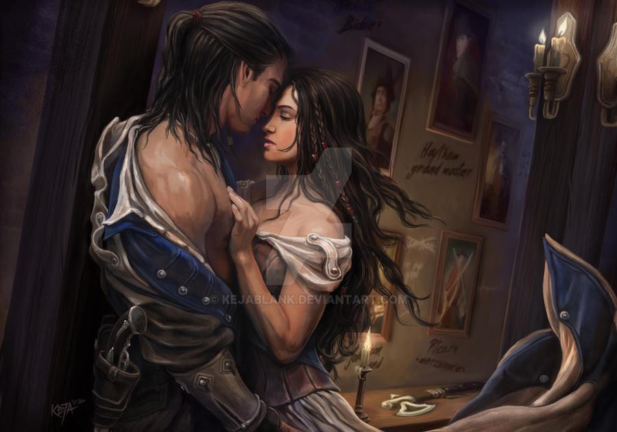 Assassins Creed 3 - Temptation