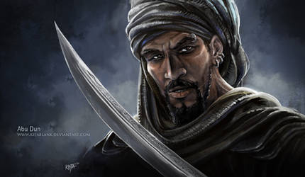 Abu Dun by KejaBlank