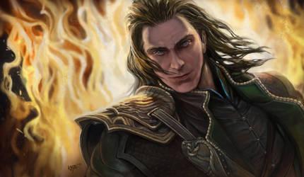 Loki by KejaBlank