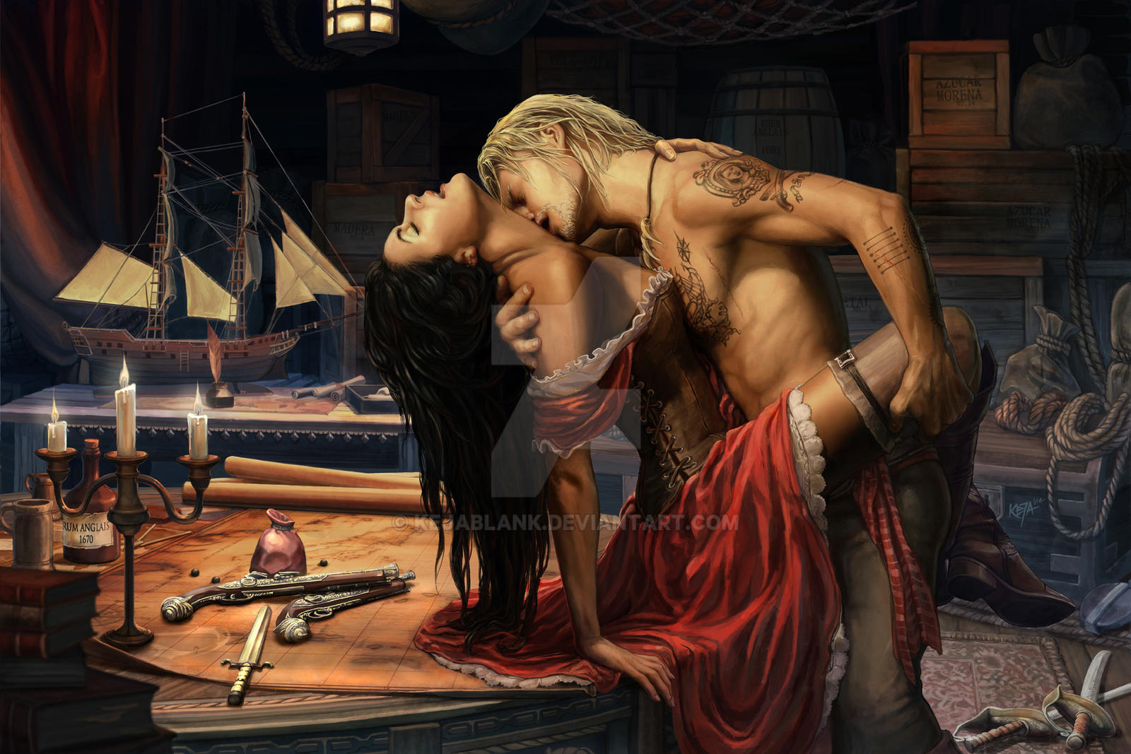 Assassins creed black flag erotic sex cartoon clip