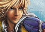Final Fantasy X - Tidus (Repaint)