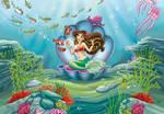 Mermaid meets Nemo