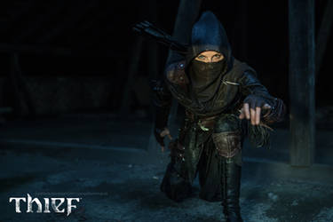 Thief 4 - I steal and call it freedom by KejaBlank