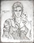 Sabetha Belacoros - Sketch