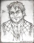 Jean Tannen -Sketch by KejaBlank