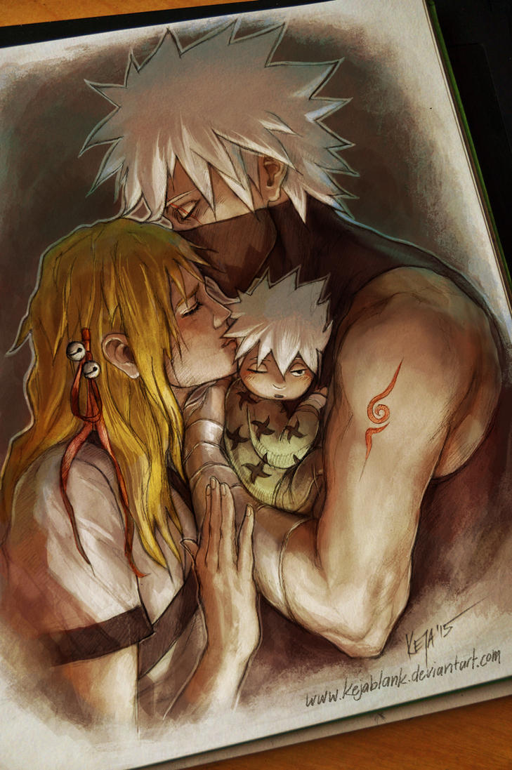 Kakashi And Obito Fan Art Dare to dream by...