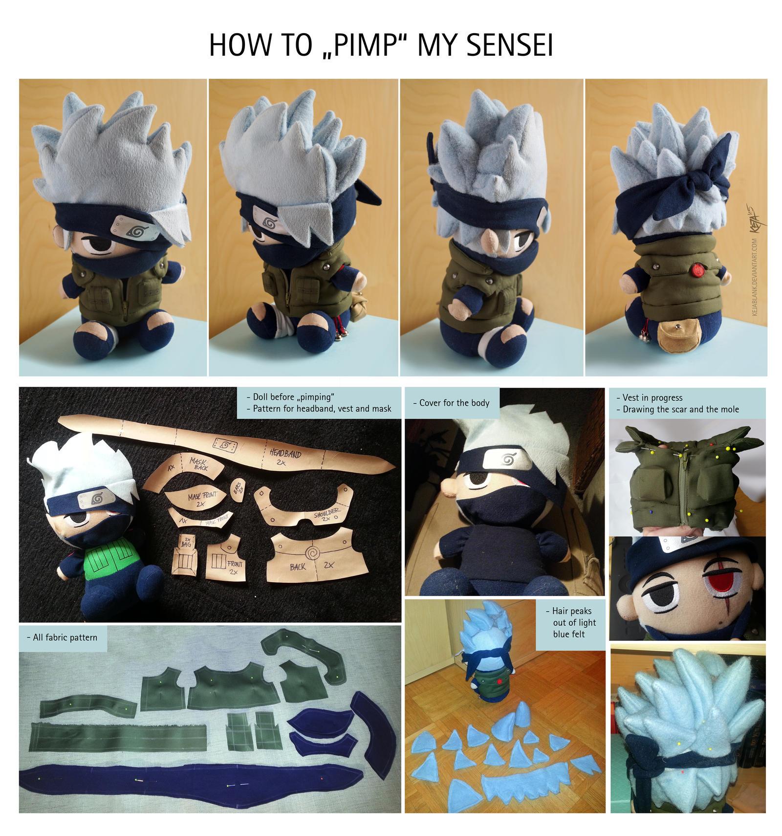 How to *pimp* my little Sensei