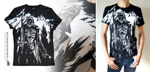 Sorin Markov - MTG - T-Shirt Design by KejaBlank