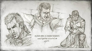 Altair Sketches 2