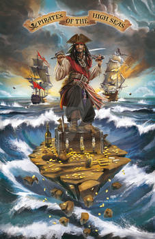 Pirate of the Caribbean Sea