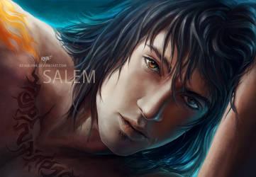 Salem by KejaBlank