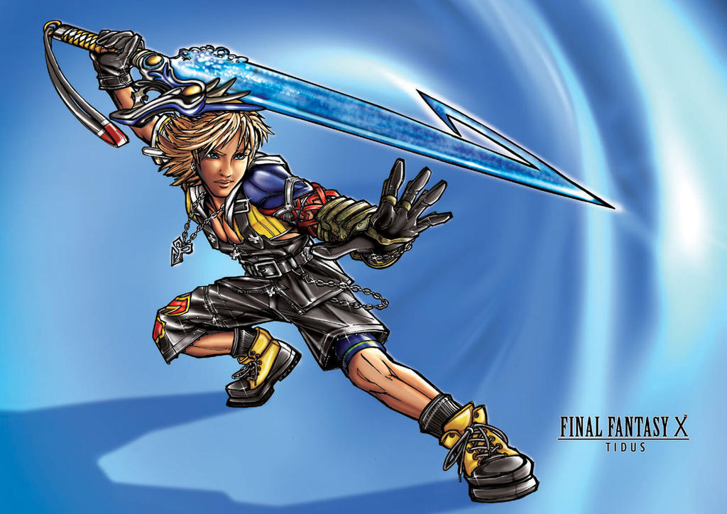 Ffx Tidus Weapons – Wonderful Image Gallery