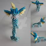Vaporeon origami