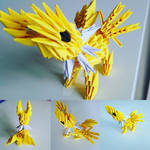 Jolteon origami
