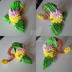 Victreebel origami