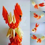 Flareon origami