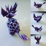 Espeon chibi origami