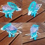 Suicune origami