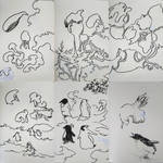 Animal Sketch 12 by marakiO