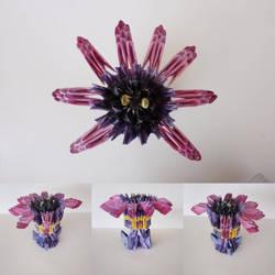 Lileep origami  by marakiO