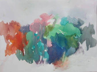 Abstract 250 by marakiO